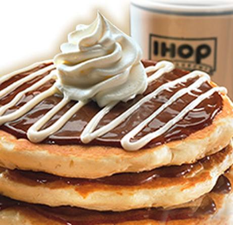 i hop Pancakes