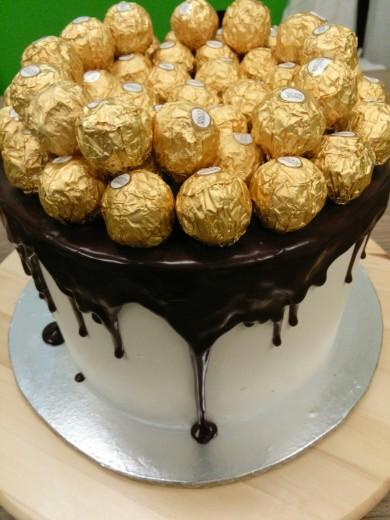 2nd 50 cake full view