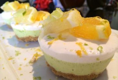 citrus dakuwa dessert