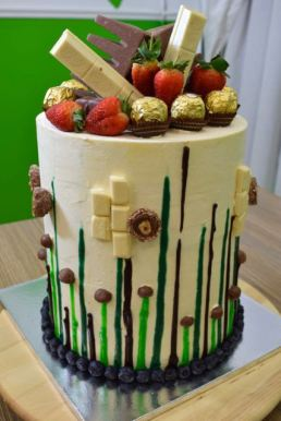 Femi's 2016 bday cake 2