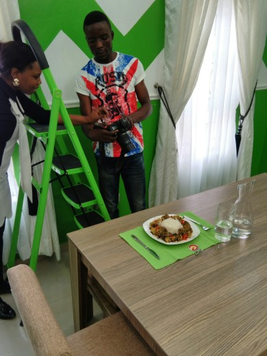 ultimate egusi photo shoot