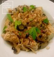 Chicken Marsala HK