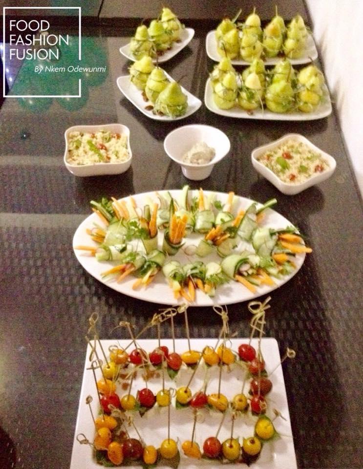 Starter Platter HK