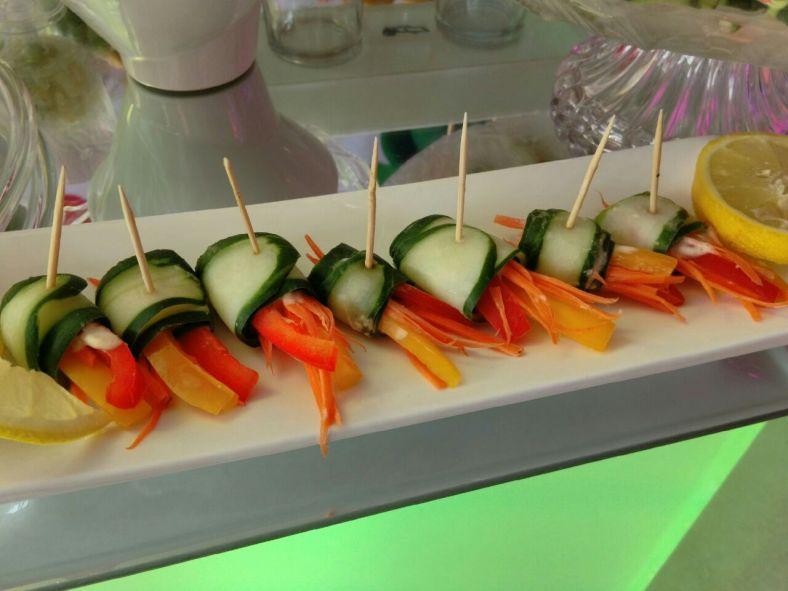 Vege Sushi Roll